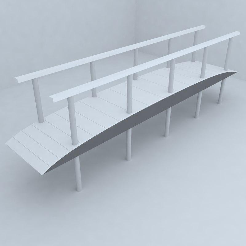 3d model bridge design