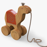 Toy Camel Edward