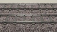 x train track