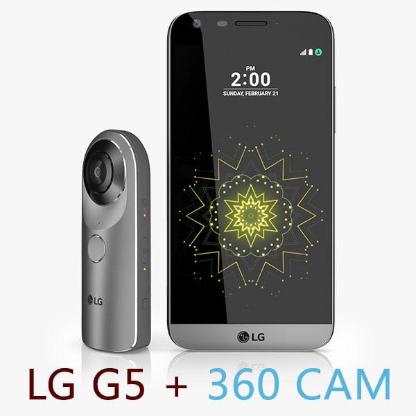 2 lg g5 360 3d 3ds