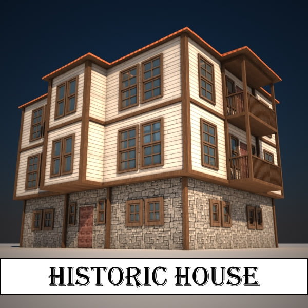 house historic max
