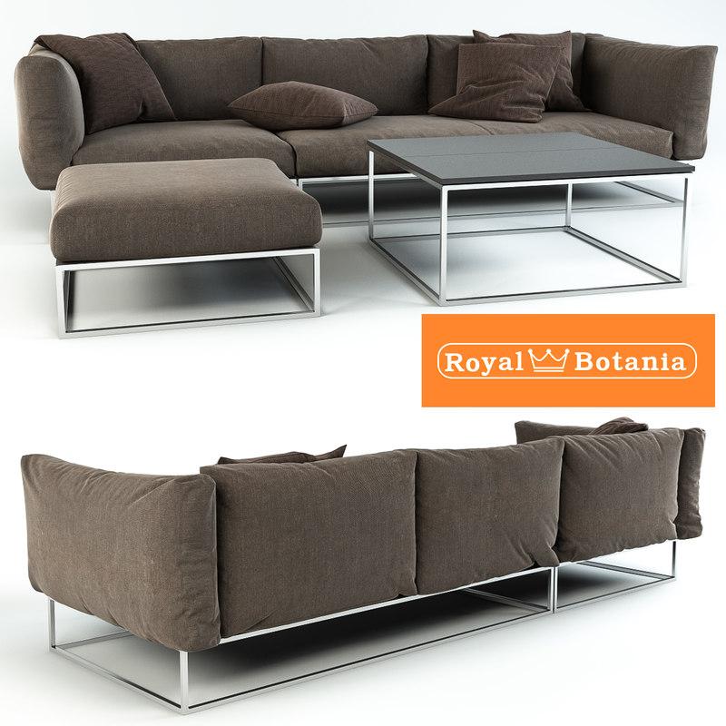 3d model royal