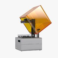 printer form1 3d model