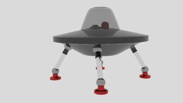 3d stretch ufo