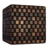Diamond Pattern Brick