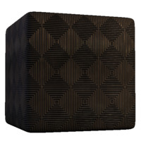Diamond Pattern Metal Ceiling Tiles