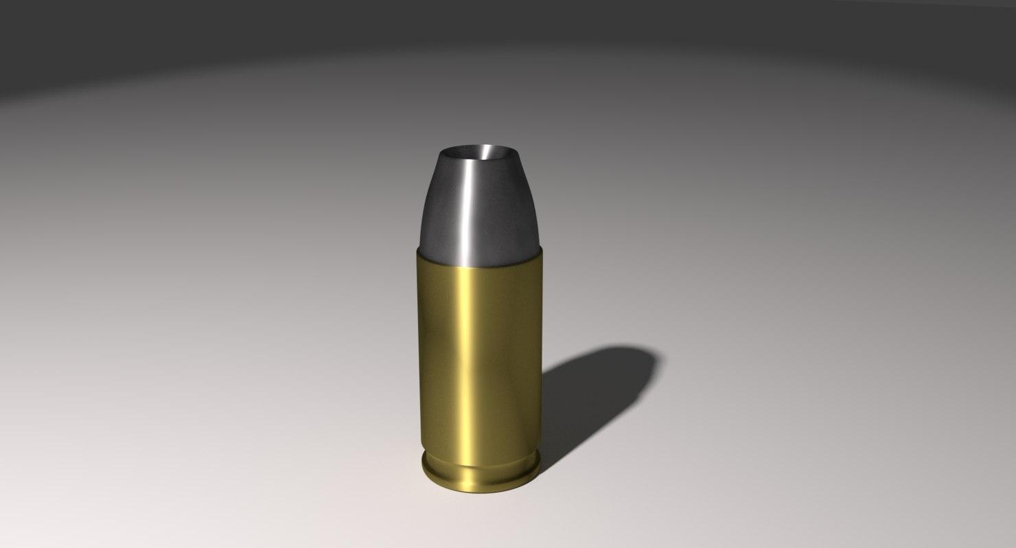 obj magnum bullet
