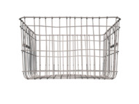 wire basket 3d obj