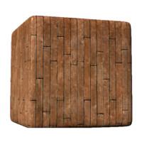 Dirty Wooden Floor