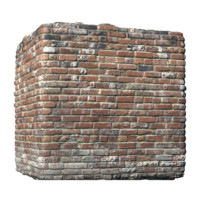 Scuzzy Brick Wall
