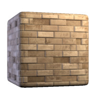 Sharp Brown Brick
