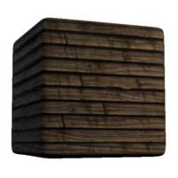 Fantasy Wood Planks Dirty
