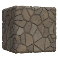 Flagstone Patio Bricks