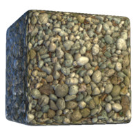 Smooth Rock Gravel