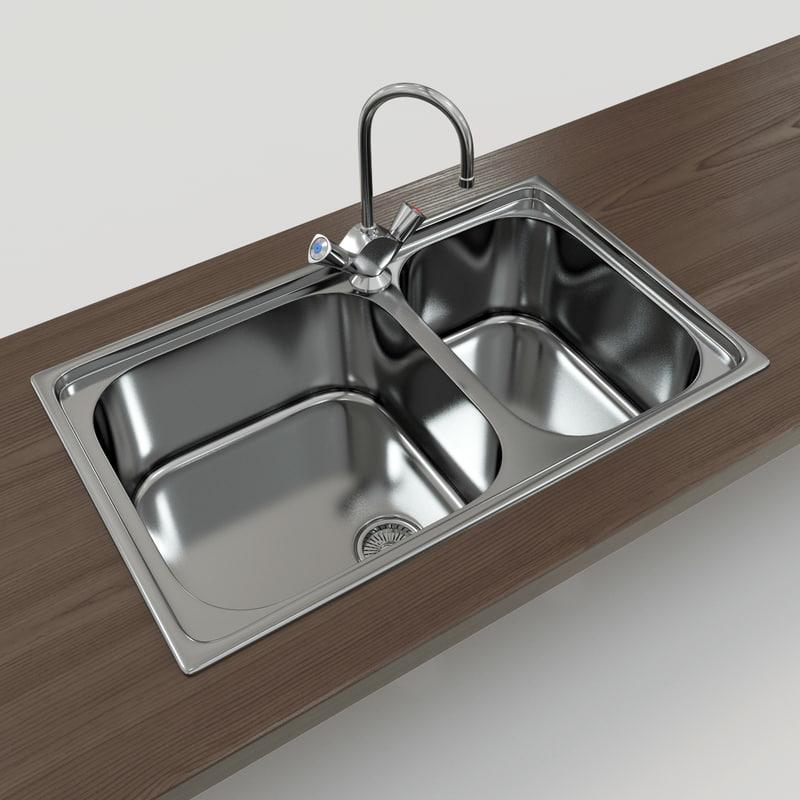 3d model wash