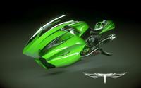 \\T// Lightning - Hover Bike