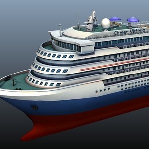 cruise liner - max
