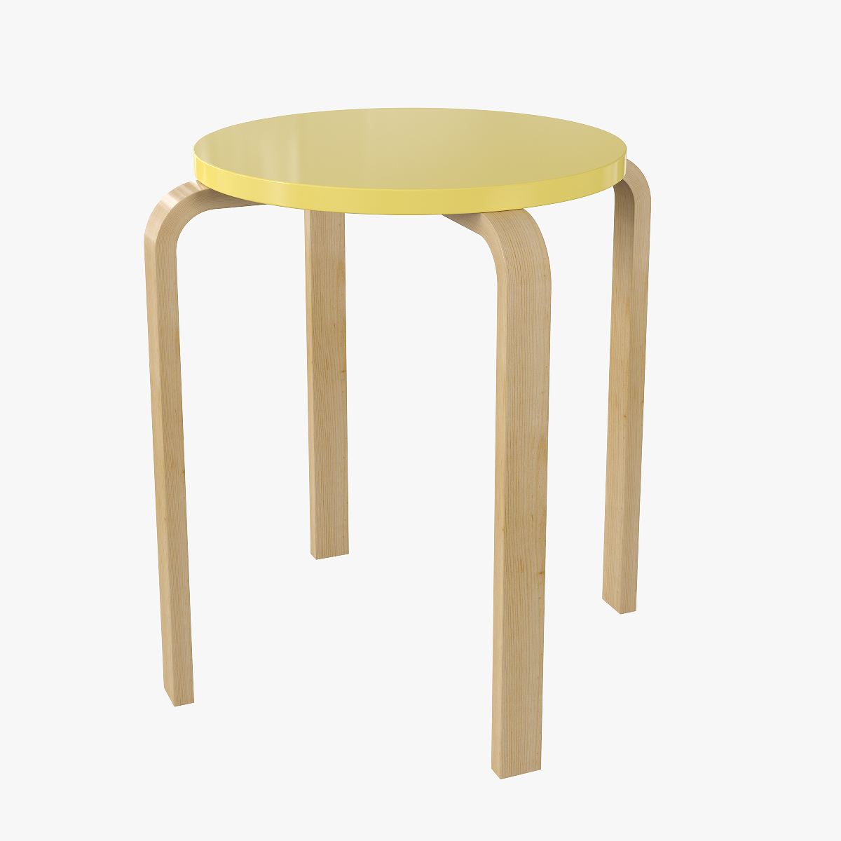 Miraculous Ikea Frosta Stool 3D Max Ncnpc Chair Design For Home Ncnpcorg