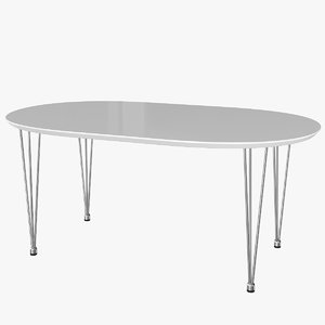 free max mode ellie oval table