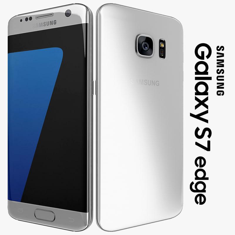 3d samsung galaxy s7