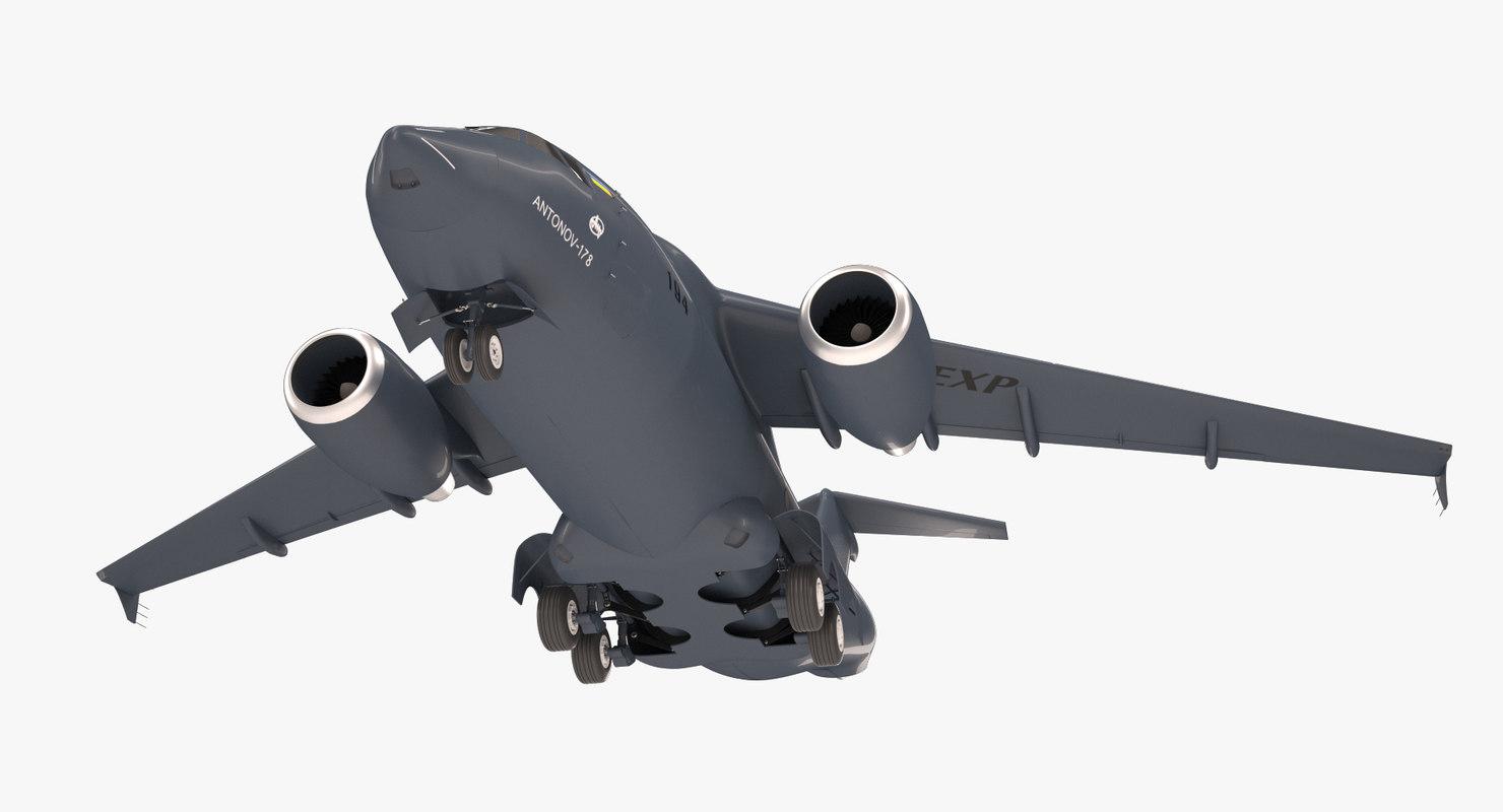 max military transport antonov