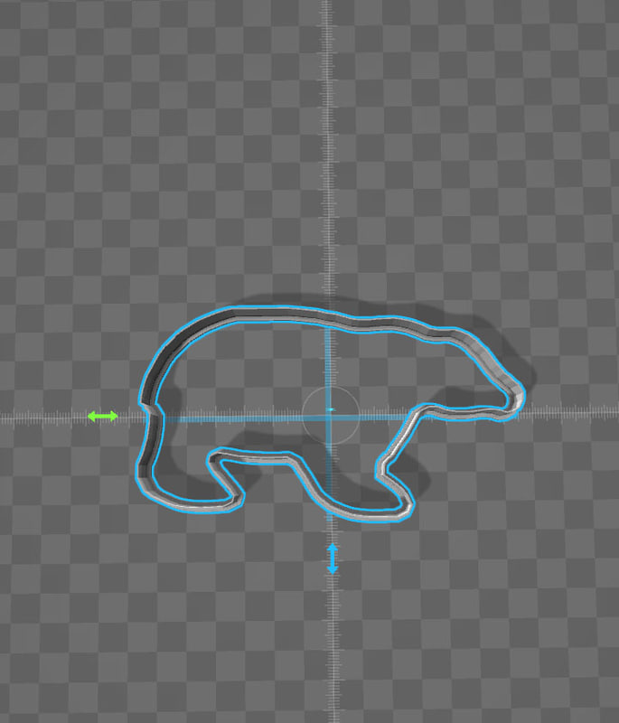cookie cutter bear 3d 3ds