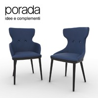 Porada Andy Carver Dining Chair
