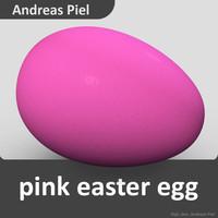 c4d easter egg pink