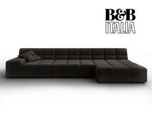 3d model b italia tufty-time