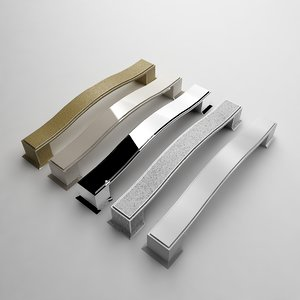 3d kitchen door handle 4220