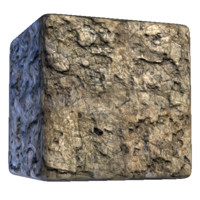 Generic Brown Rock Wall