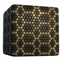 Helix Hexagon Tiles