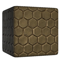 Hexagonal Brick Pavers