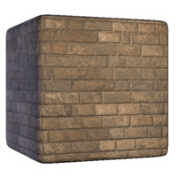 Horizontal Slashed Brick