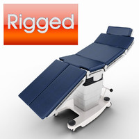 Operating Table -Rigged-
