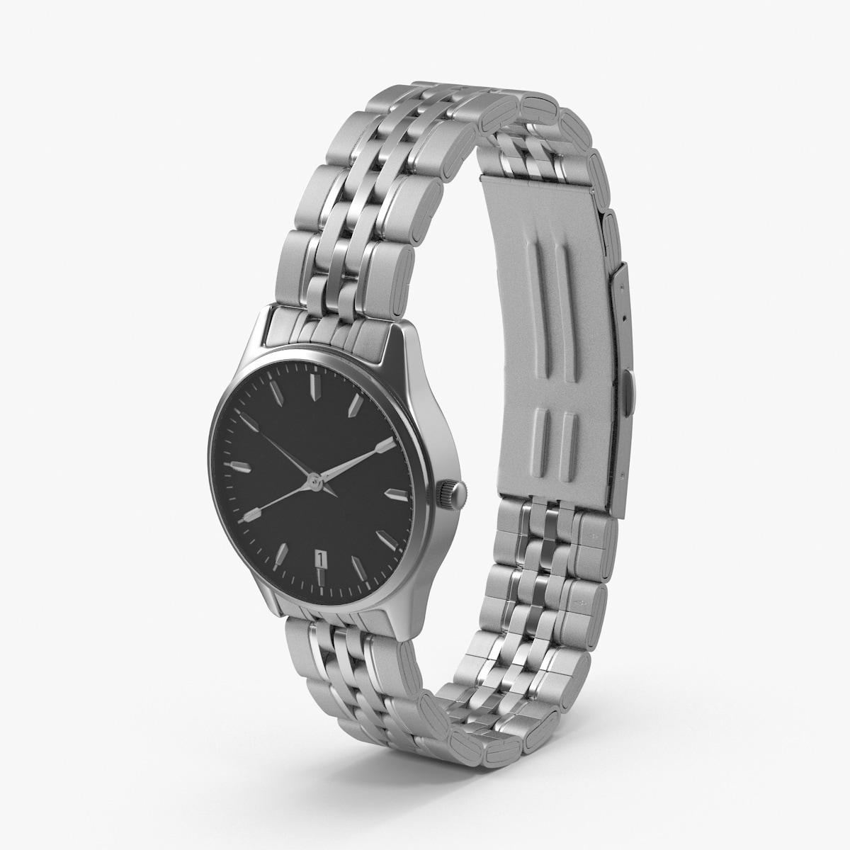 3d max womens wrist watch