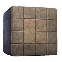 Clean Concrete Patterned Squares