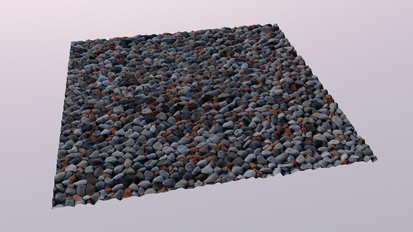 3d resolution gravel