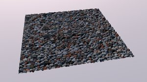 3d resolution gravel