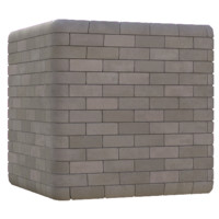 Clean White Brick