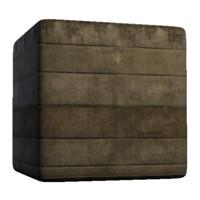 Concrete Horizontal Bunker