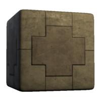 Concrete Plus Pattern