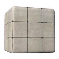 Concrete Square Blocks