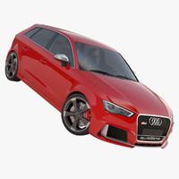 Audi RS 3 2015