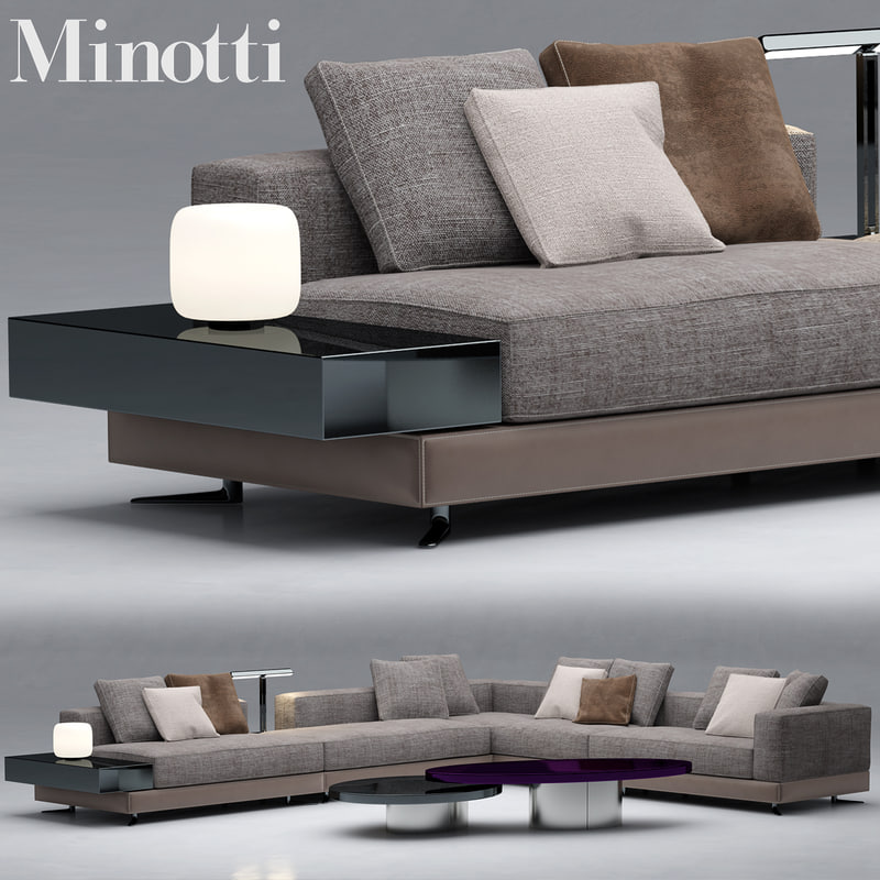 max sofa minotti. Black Bedroom Furniture Sets. Home Design Ideas