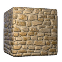 Stone and Mortar Bricks