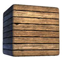 TIling Wood Planks