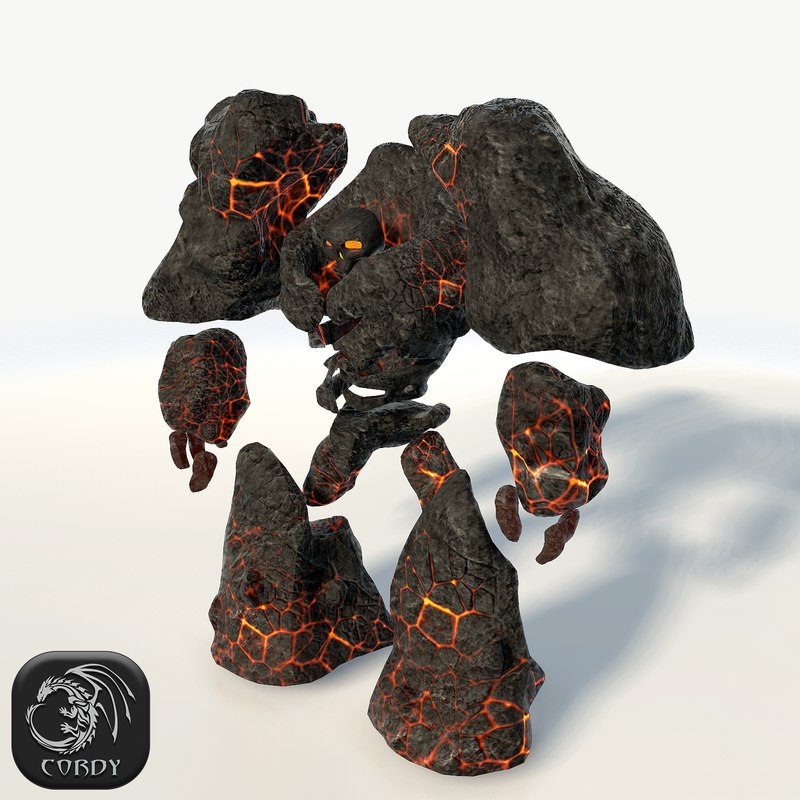 elemental golem simple max