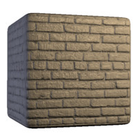 Painted Brick - Multipass
