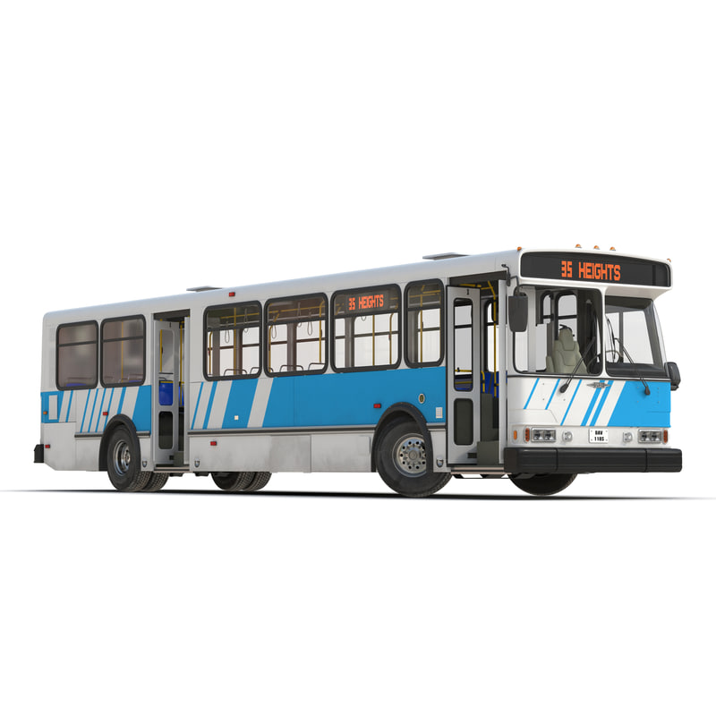 max orion v transit bus